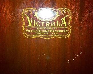 Victrola floor model