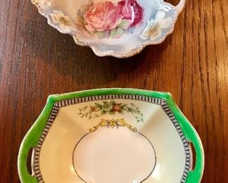 Beautiful old dishes