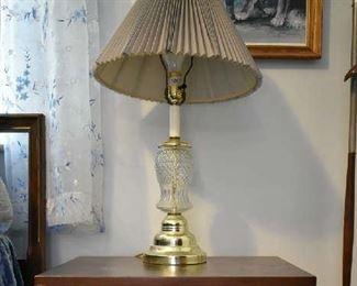 LAMP, NIGHTSTAND