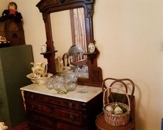 One of several Victorian Dressers