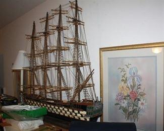Great big ship