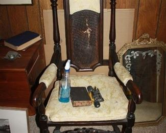 Other antique chair