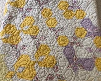 Child-sized quilt