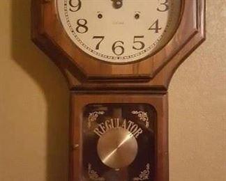 wall clock 31 day regulator korea