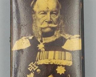 Edward I, German Portrait Match Safe