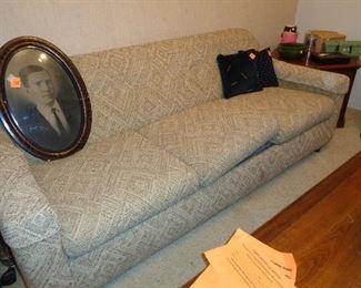 sleeper sofa & perhaps your grandfather