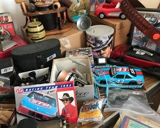 Some Nascar treasures
