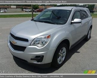 2011 Chevy Equinox 16,000 original miles