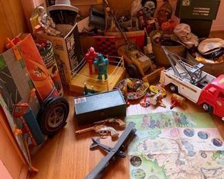 A Plethora of Toys