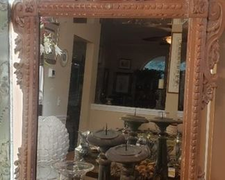 amazing antique ornate carved