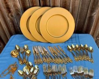 Baroque By Godiner Flatware
