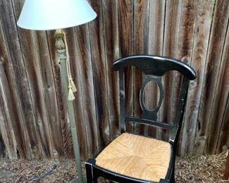 Floor Lamp Chair
