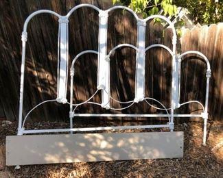 Iron Headboard Footboard