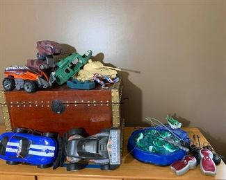 Treasure Chest of Toys