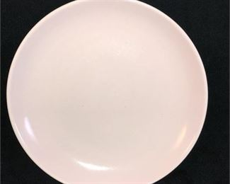 Lot 054 Mid-Century Russell Wright Iroquois Casual China in Pink Sherbet