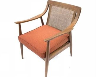 Lot 3 Mid Century Lounge Chair
