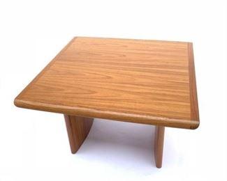 Lot 013 Scandinavian Teak Table - Made in Denmark