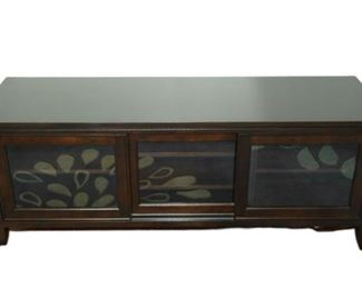 6. Contemporary Flat Screen TV StandStorage Table