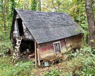This shed is currently for sale...take it down and take what you want.  $200.  Call or email me if you're interested.