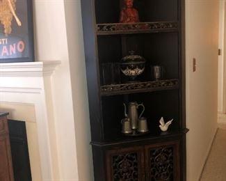 $65 - Corner Cabinet