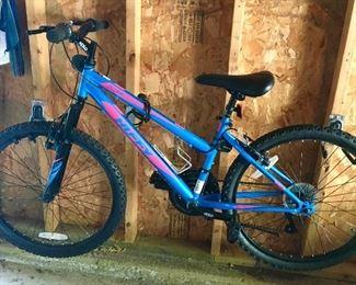 Like-new bike, Huffy