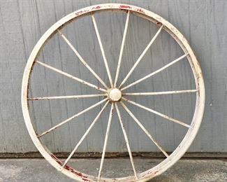 """36"""" wagon wheel"""