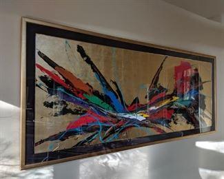 SOUTH AFRICAN ARTIST ROY SCHALLENBERG