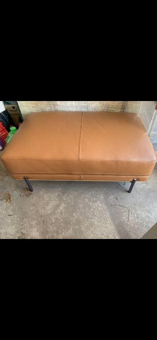 Genuine leather new $300