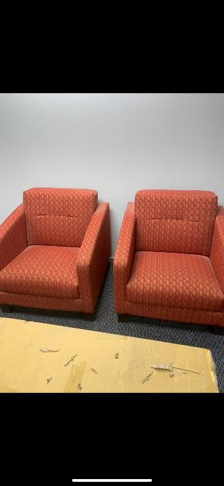 Office chairs $150 for the pair