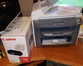 Canon printer/copier/fax