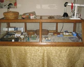 This display case is for sale