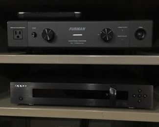 Furman Elite 15 PFI w/cords and manuals