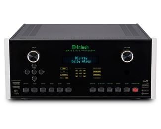McIntosh MX122 in MINT condition. PURE EVIL!