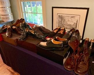 A great selection of fine men's shoes.