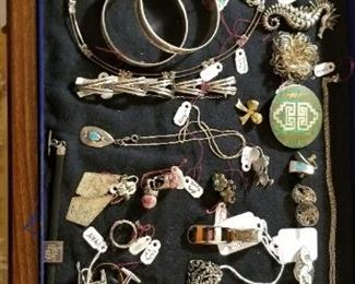 Really nice sterling collection