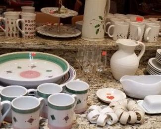 Christmas Holiday China