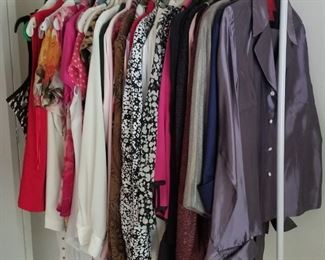 Ladies Clothing Tops