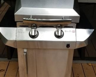 Weber Char Broil Gas Grill