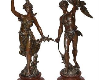 Bruchan Sculptures