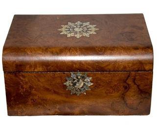 English Sewing Box
