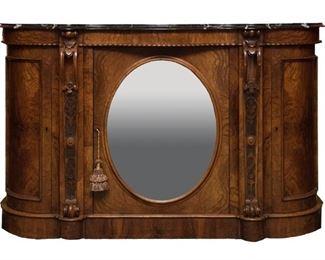 John Manuel and Sons Devonshire Cabinet Works Credenza