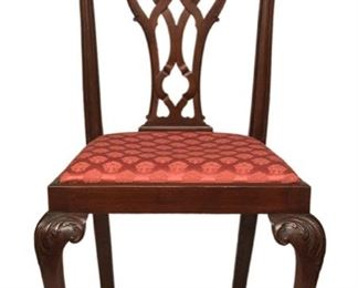Chippendale Ball and Claw Chair