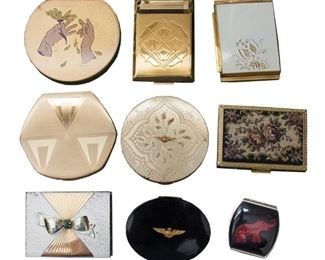 Vintage Compact Collection