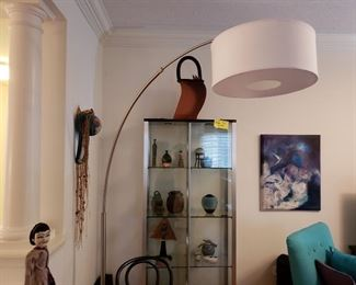 Great Lamp, Assorted Hand Made Art