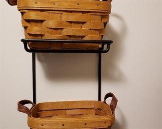 Longaberger Baskets and Longaberger Wrought Iron