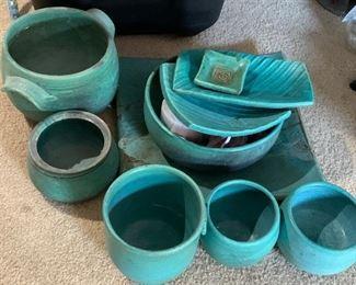 Handmade Pottery by JK