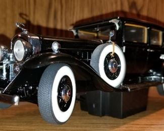 1930 Duesenberg by Franklin Mint