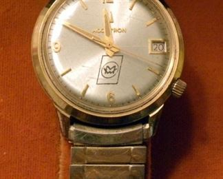 Accutron Motor Wheel Retirement Watch