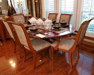 Ethan Allan Dining Room...