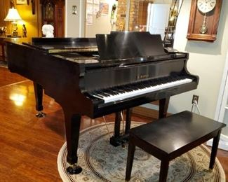 Kawai Grand Piano (silent auction item)